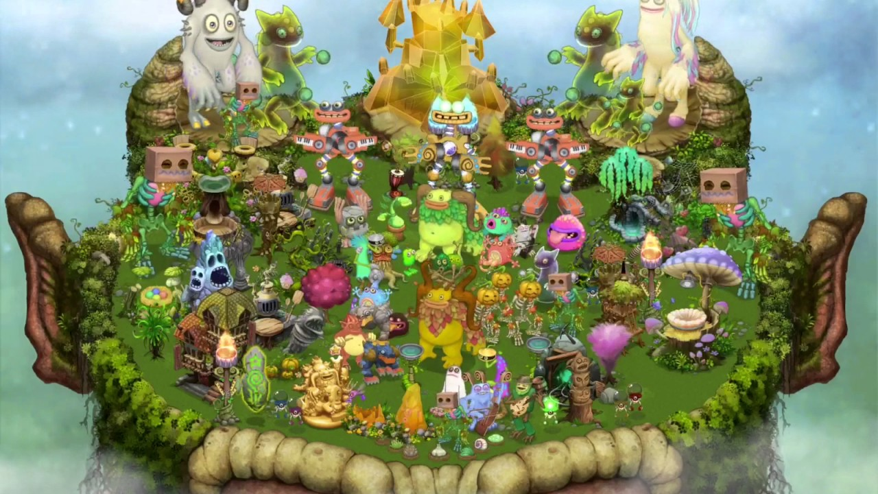 parlsona   u0026 tawkerr  full plant island song my singing