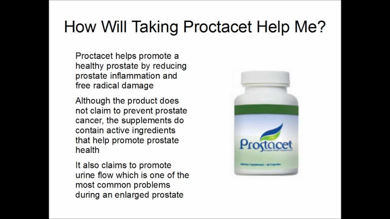 Prostacet Prostacet Facts Review Youtube