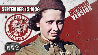 Poland on Her Own - WW2 - 003 - September 15, 1939 [IMPROVED]