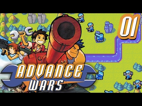 Advance Wars :: Mission 1 :: It's War
