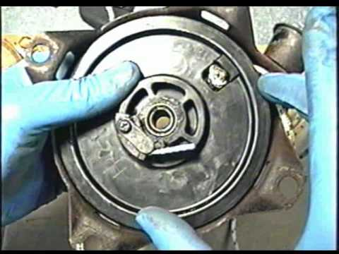 HOW TO REPAIR Older 355HP Tecumseh Recoil  Pull Start  YouTube