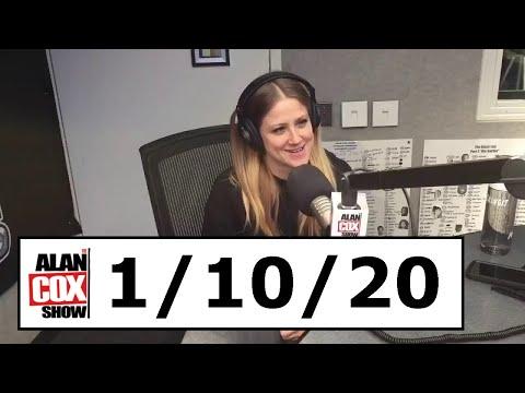 The Alan Cox Show - The Alan Cox Show (1/10/20)