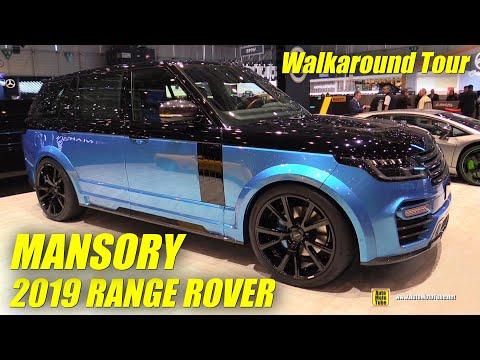 2019 Range Rover Mansory - Exterior and Interior Walkaround - 2019 Geneva Motor Show