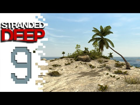 Let's Play Stranded Deep - EP09 - Deep Sea Diving thumbnail