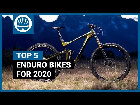 Top 5 | 2020 Enduro Bikes