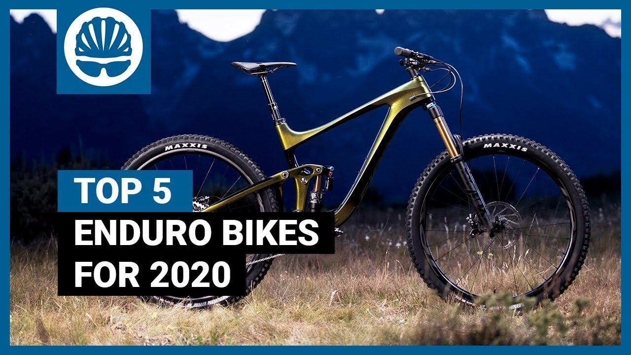 Best Trail Bike 2020.Top 5 2020 Enduro Bikes