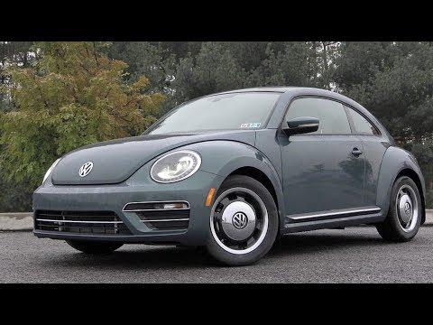 2018 Volkswagen Beetle Coast: Review