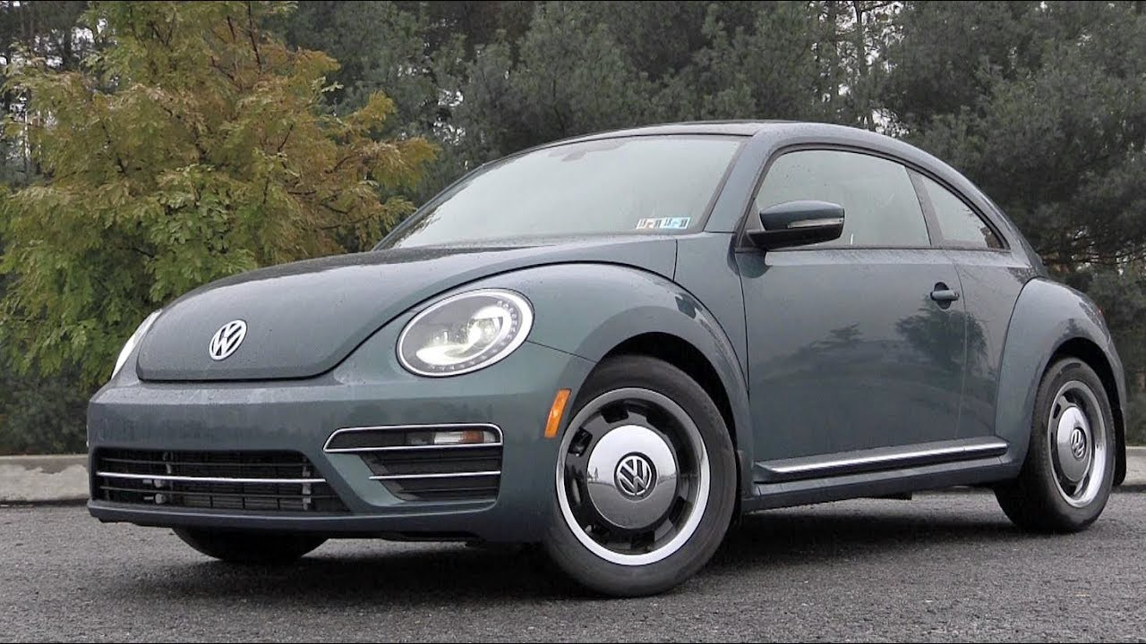 2018 Volkswagen Beetle Coast  Review