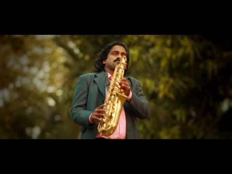 Anjali Anjali Pushpanjali Saxophone By  Kalabhavan Chackochan