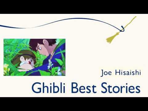 Joe Hisaishi Ghibli Best Stories  #12 Ashitaka to San