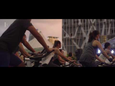 Flycycle Rooftop Ride