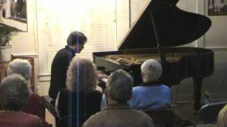 The Unforgiven, Scott D. Davis - solo piano