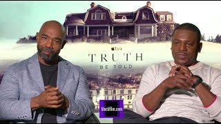 Truth Be Told Michael Beach and Mekhi Phifer Blackfilm.com interviews