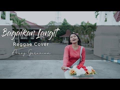 BAGAIKAN LANGIT (POTRET) - Dhevy Geranium Reggae Cover