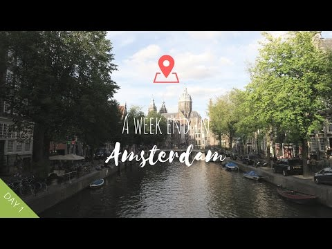 ◊ A WEEK END IN ◊ Amsterdam : Banksy exhibition