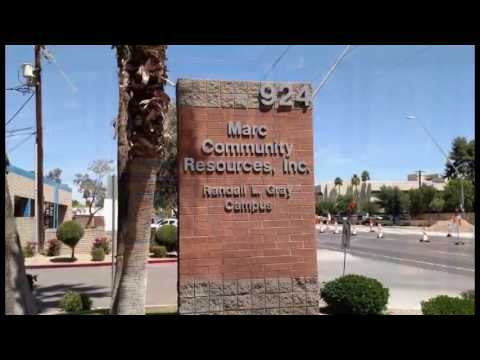 Mesa Chamber of Commerce Awards Marc Non-Profit of the Year