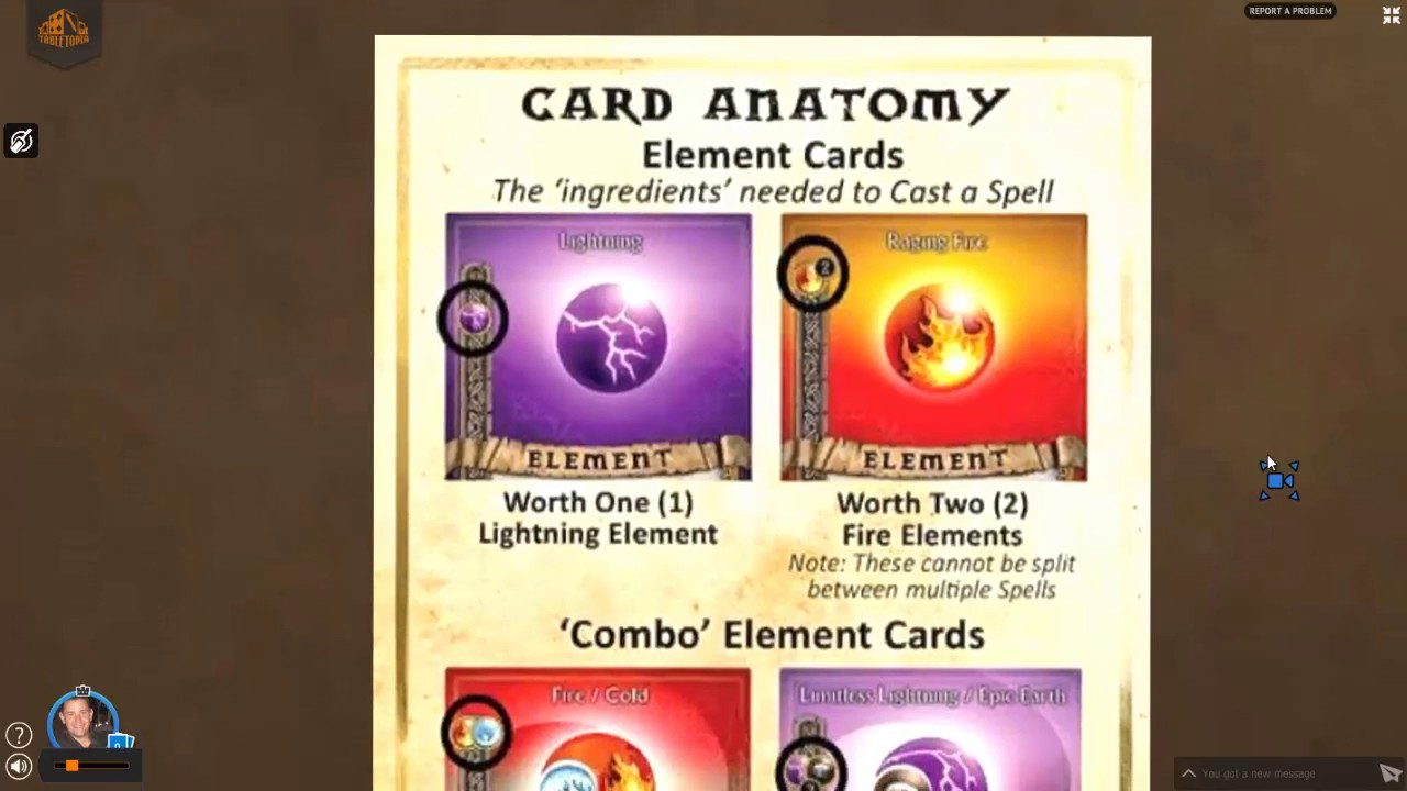Learn to Play Magicka Mayhem Card Game: Tutorial Video #10 – Overview of Gameplay Rules