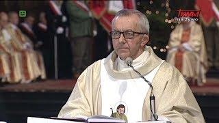 Homilia ks. prał. Z. Sajnóga wygłoszona podczas Mszy św. w intencji Ofiar Katastrofy Smoleńskiej