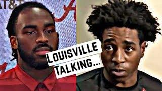 Alabama Crimson Tide Football: Shyheim Carter focused despite Louisville's Dez Fitzpatrick talking