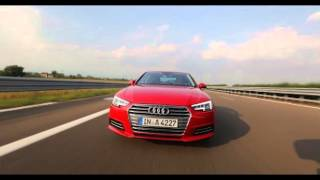Наши тесты.  Audi А4