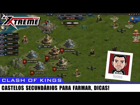 Clash Of Kings, Castelos De Farms