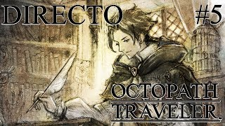 Vídeo Octopath Traveler