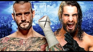 CM Punk  vs Seth Rollins Wrestlemania 32 Promo HD