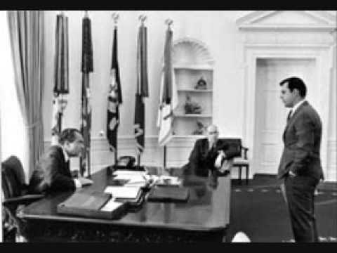 NIXON TAPES: No Washington Post Reporters Allowed!