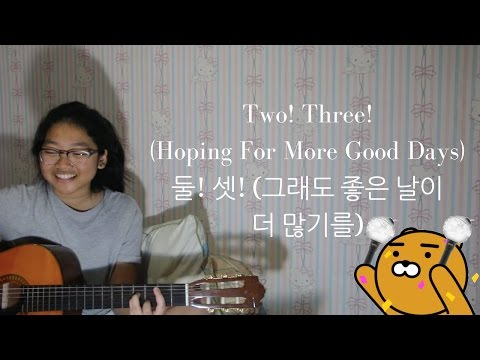 BTS - 둘! 셋! - Two! Three! (Hoping For More Good Days) (Korean/English Cover) #WingsinJKT