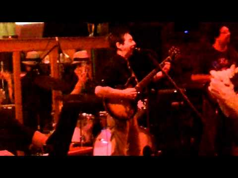 """Robbie Laws - """"Key To The Highway"""" - (Big Bill Broonzy Cover) @ The Refectory"""