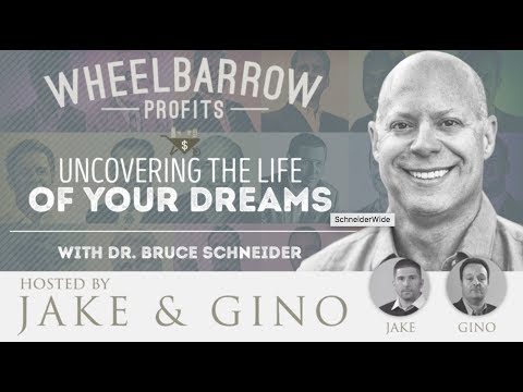 Uncovering The Life of Your Dreams with Dr  Bruce Schneider