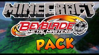 Minecraft BEYBLADE Texturepack + Gameplay! - Minecraft Texturepack #01 | fraggle
