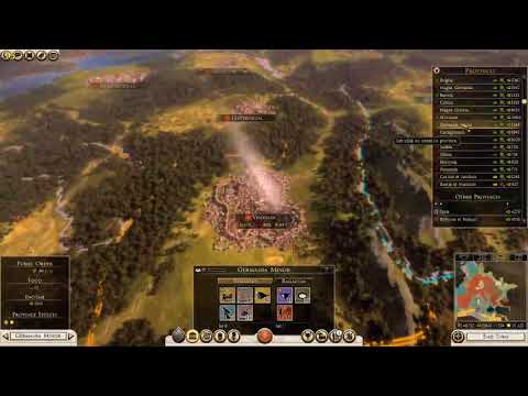 Rome Total War II: Rome Campaign (Part 17) (Part 10)