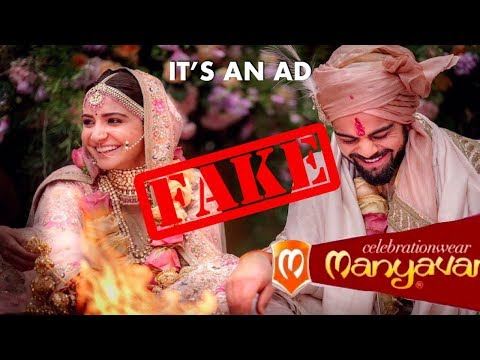 Download Youtube: 3 Reasons Why Virat Anushka Marriage is Fake