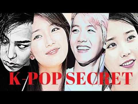 Secret kpop idol dating