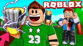 WE GET ROBLOX'S STRONGEST HOUSE!! | Roblox Fighting Simulator
