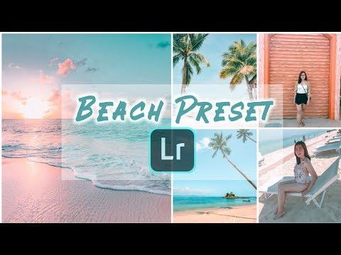Beach Preset Lightroom Mobile 2019   Lightroom Cc Editing Tutorial Mobile   BenPen