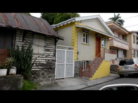 Roseau - Newtown - Eggleston (Dominica)