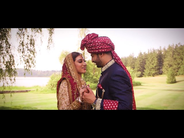 Daniya + Ziyad's Perfect Pakistani Wedding Video from Toronto