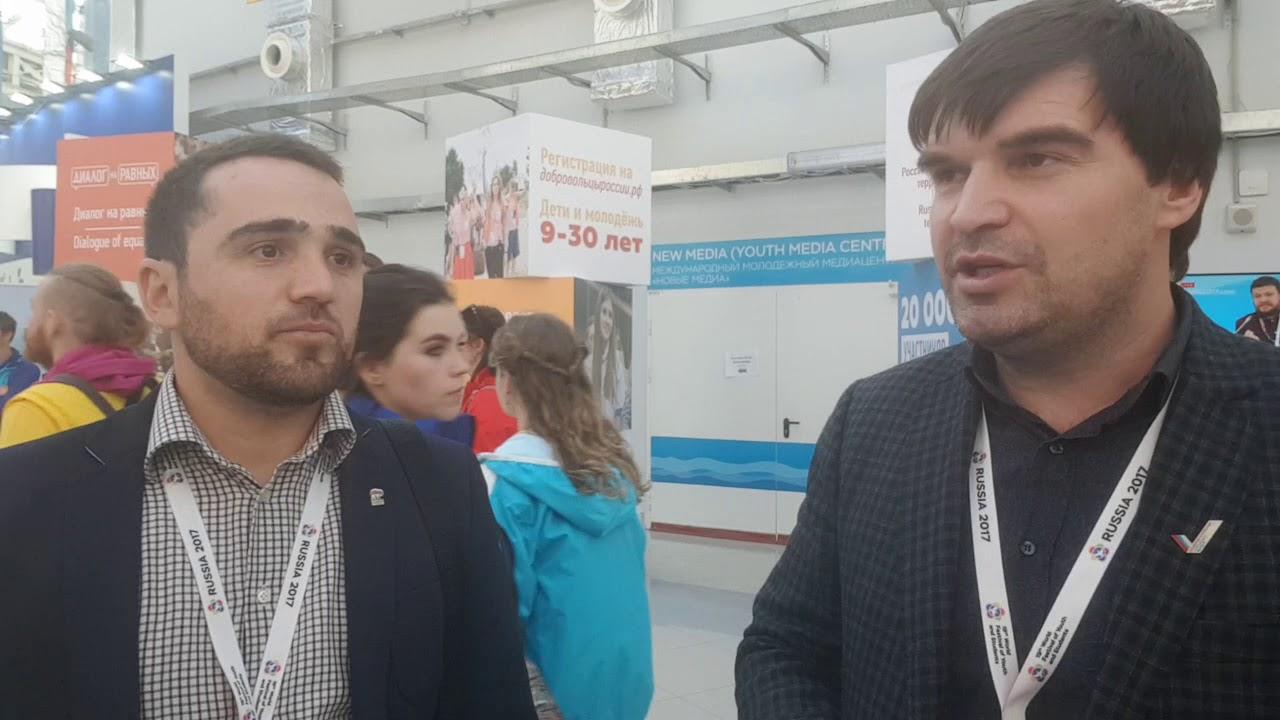 Молодежные лидеры Дагестана в акции #СпасибоНаставнику