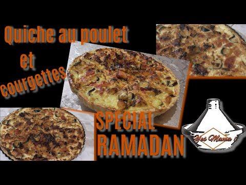 yes-mama-in-the-kitchen-#5---(idée-spéciale-ramadan)-quiche-poulet-courgettes