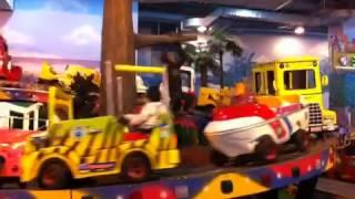 (3y5m)台茂遊樂園-小火車