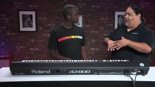 synth kitchen rd 800 basic layers with delvyn brumfield