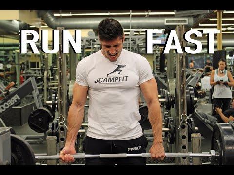 Run Faster Program - Day 1 Lifting