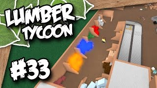 legname Tycoon 2 #33 - contenitore in legno (legname Roblox Tycoon)