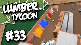 bois de Tycoon 2 #33 - stockage de bois (bois de Roblox Tycoon)