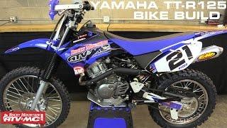 2015 Yamaha TTR 125 Bike Build
