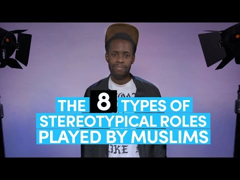 The 8 Types of Stereotypical Roles Played by Muslims