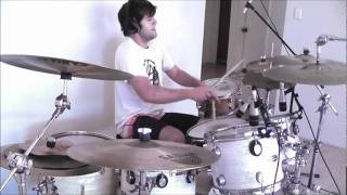 Alexisonfire - We Are The Sound (drum cover)