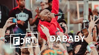 DaBaby - Walker Texas Ranger - Live at The FADER FORT 2019 (Austin, TX)